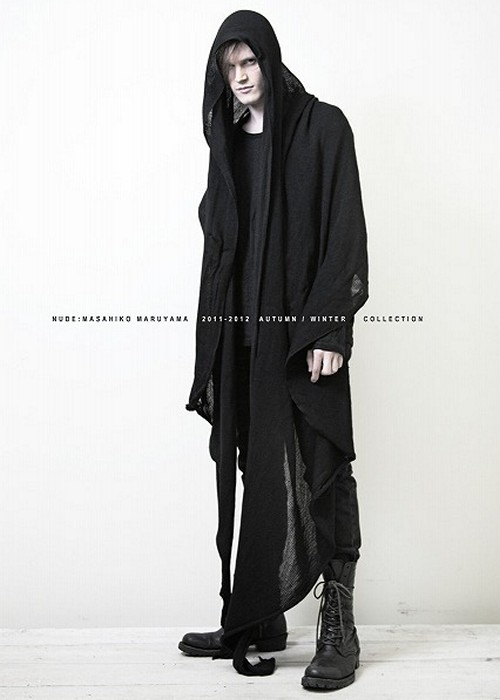 NUDE AW 2011 HOMME. Изображение № 1.