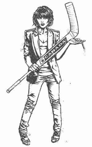 Девушки с оружием от Frank Barbara. Изображение № 2.