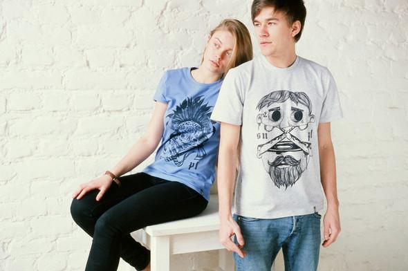 Лукбук авторских футболок от Art-T-Shok WEBSHOP. Изображение № 7.