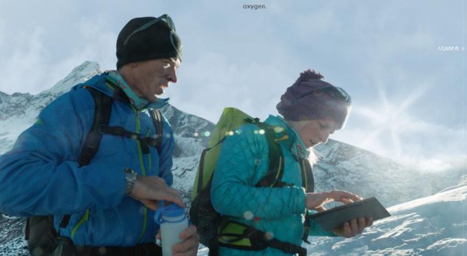 Apple рассказала об использовании iPad в Гималаях . Изображение № 1.