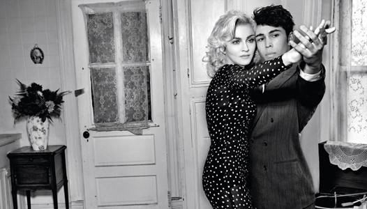 Мадонна в новой рекламе D&G. Изображение № 3.