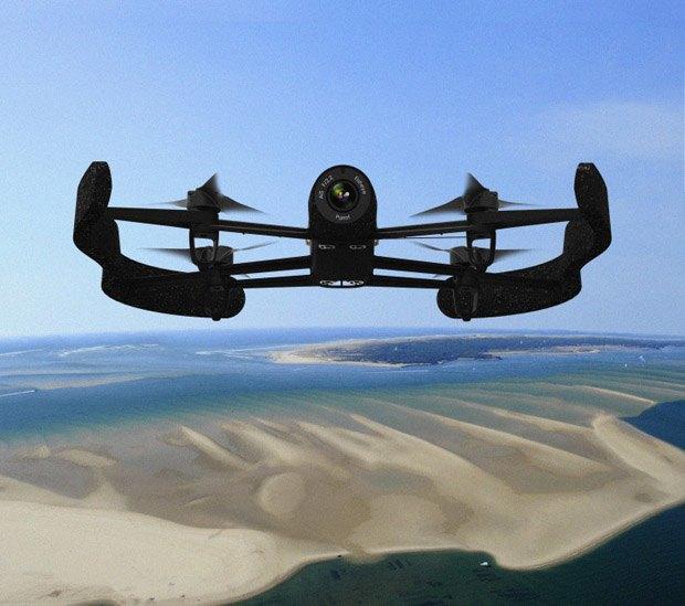 Новый дрон Parrot управляется с помощью Oculus Rift. Изображение № 1.