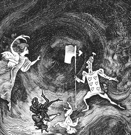 Алиса вСтране Чудес. Изображение № 32.