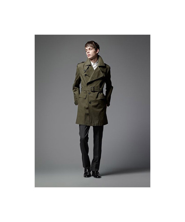 Лукбук: Burberry Black Label Fall 2011. Изображение № 3.