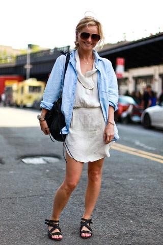 Street style изНью-Йорка. Изображение № 16.