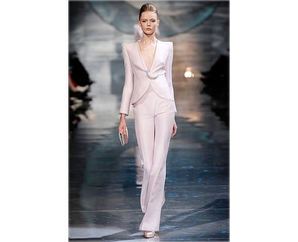 Неделя моды в Париже: Haute Couture. Изображение № 10.