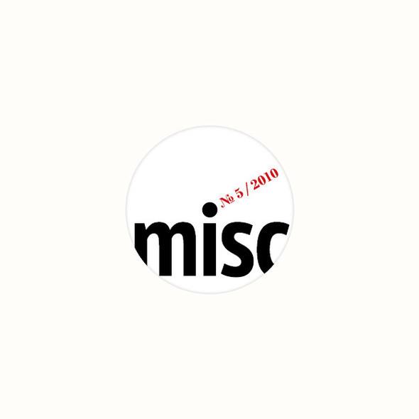 Музыкальный журнал Misc #5. Изображение № 1.