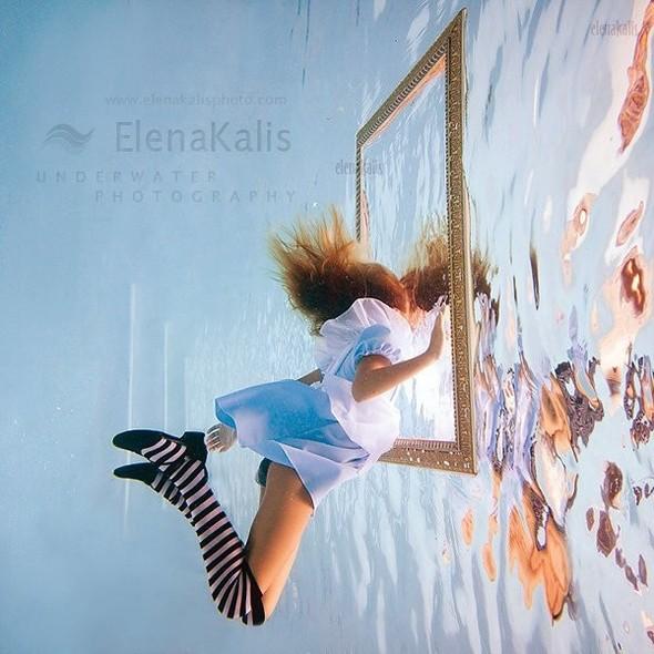 Алиса под водой. Изображение № 11.