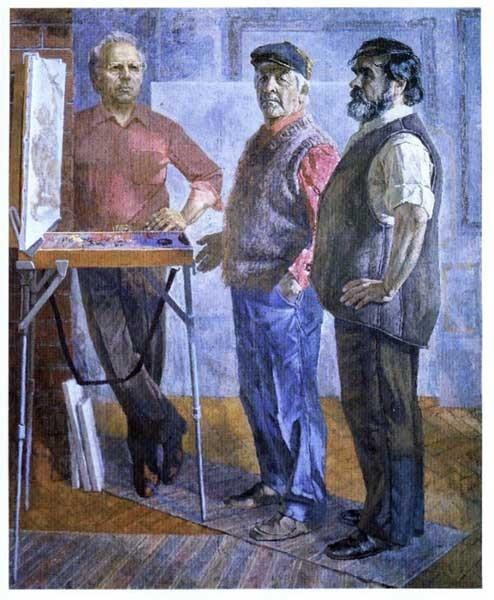 Скончался российский художник Андрей Курнаков. Изображение № 8.