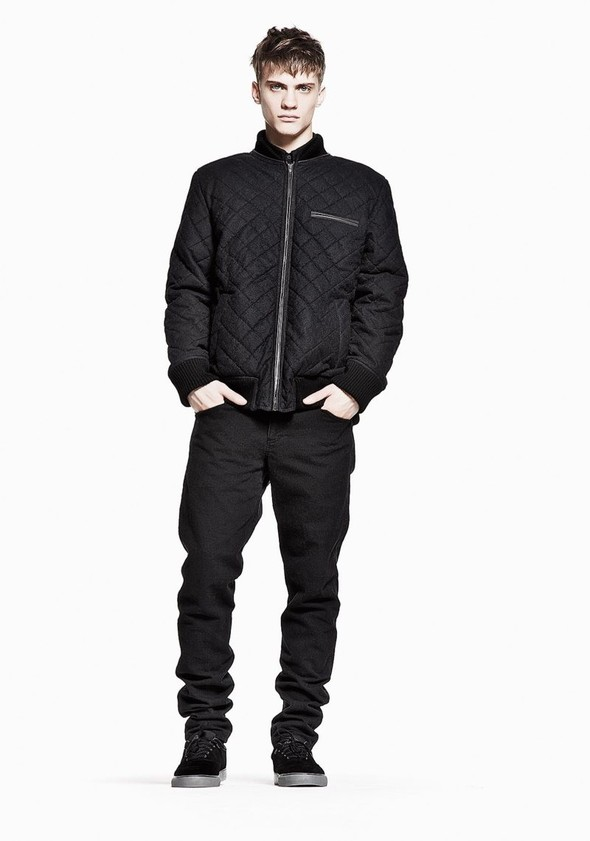 Лукбук: T by Alexander Wang FW 2011 Menswear. Изображение № 15.