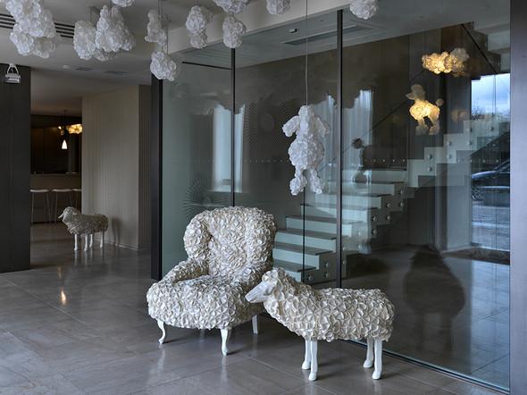 Изображение 7. Design Hotels: MAISON MOSCHINO, Милан.. Изображение № 7.