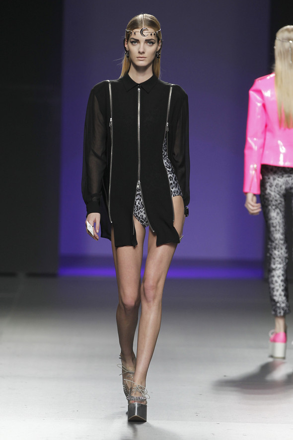 Madrid Fashion Week A/W 2012: Maria Escote. Изображение № 8.
