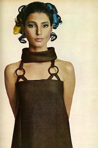 Изображение 37. Мода 60х: макияж.. Изображение № 37.
