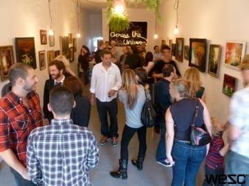 Изображение 6. Выставка Vanessa Prager в Лос-Анджелесе.. Изображение № 8.