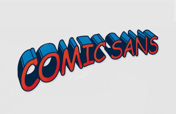 Почему все ненавидят Comic Sans?. Изображение № 1.