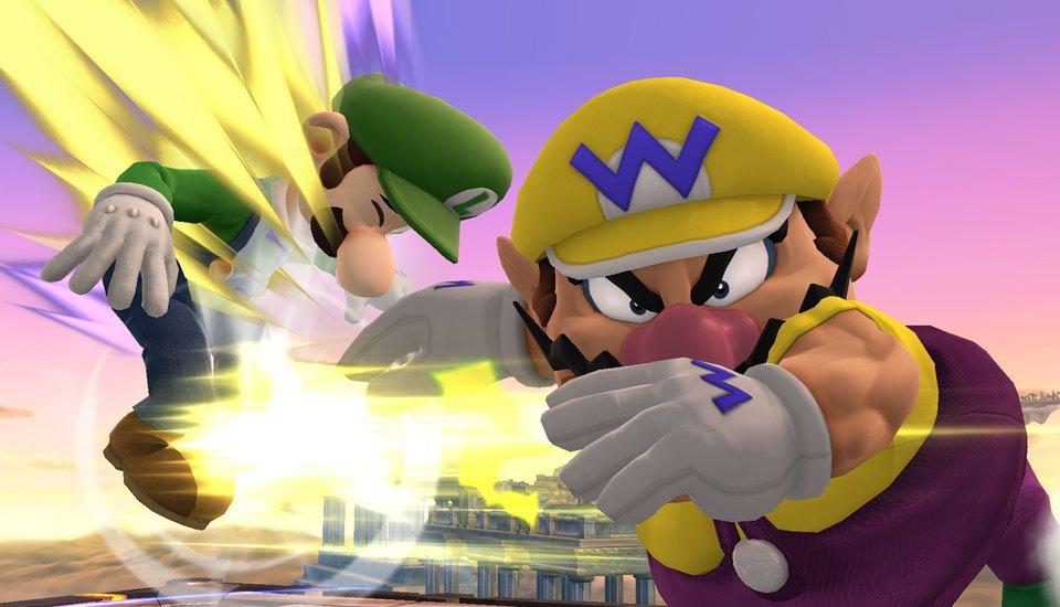 Пять взрослых мужчин устраивают драку с Пикачу, Марио и Соником. Изображение № 13.