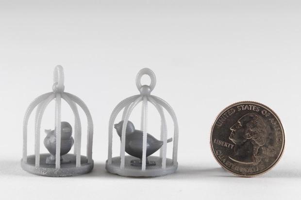 Разработан первый недорогой 3D-принтер. Изображение № 3.