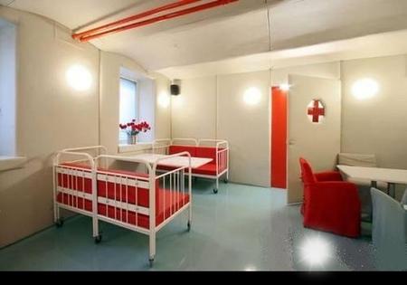 Hospitalis. Изображение № 4.