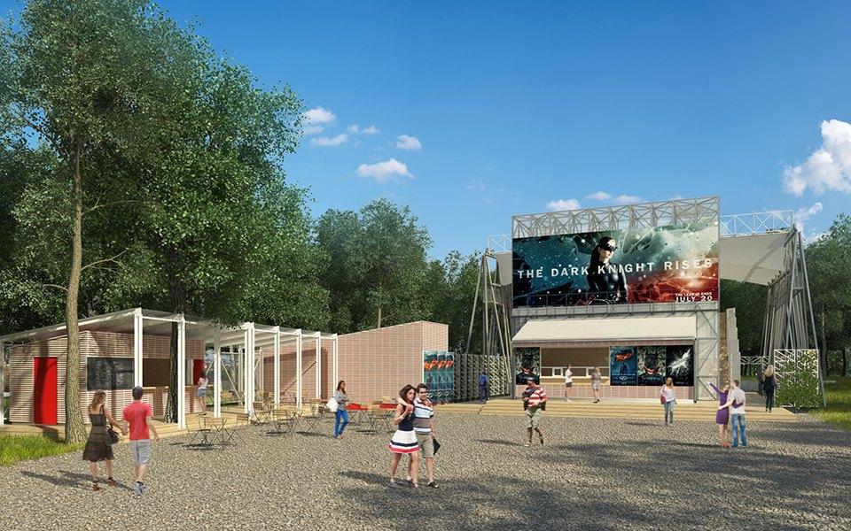 Как создавались «Пионер», «Центр документального кино» и другие новые кинотеатры. Изображение № 20.