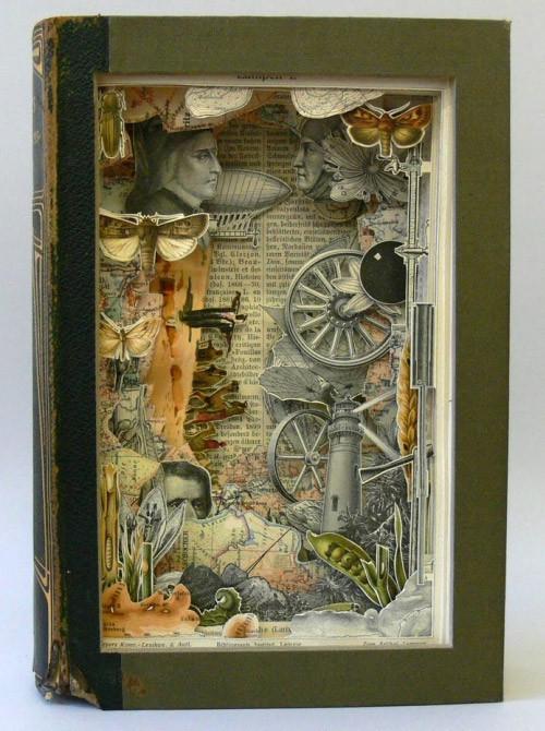 Книжные работы Alexander Korzer-Robinson. Изображение № 31.