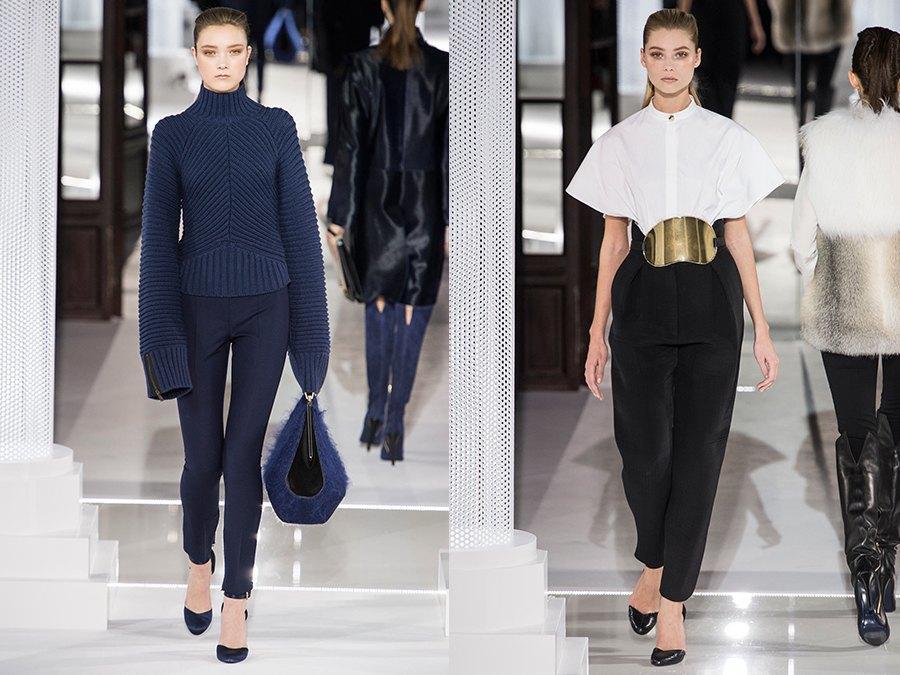 Неделя моды в Париже:  День 9. Изображение № 19.