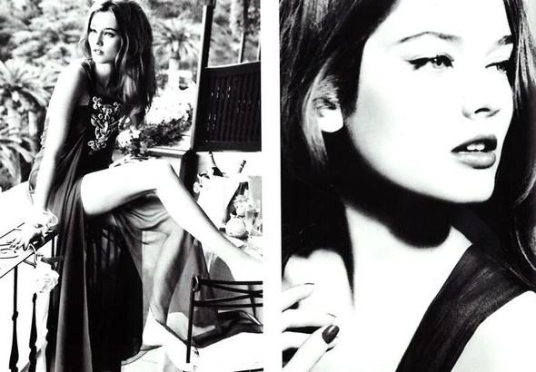 Кампания: Моника Ягачак и Эллен фон Унверт для Dior Cruise 2012. Изображение № 12.