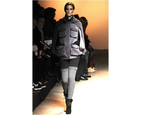 Неделя моды в Нью-Йорке: Четвертый и пятый дни. Изображение № 76.