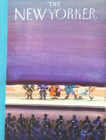 10 иллюстраторов журнала New Yorker. Изображение № 36.