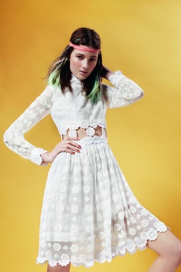 Лукбуки: Stussy, Topshop, Zara и другие. Изображение № 100.