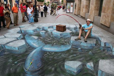 3D иллюзии отДжулиана Бивера. Изображение № 8.