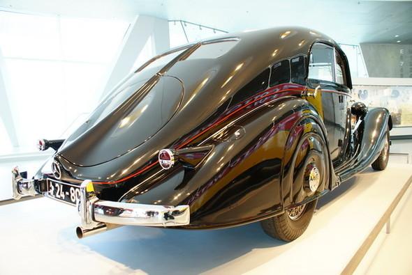 Невозможная красота лимузинов Мерседес-Бенц. Изображение № 2.