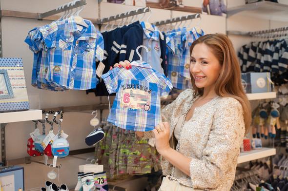 Первый магазин Mamas&Papas открылся  в Москве, в ТРЦ «Европейский» . Изображение № 4.