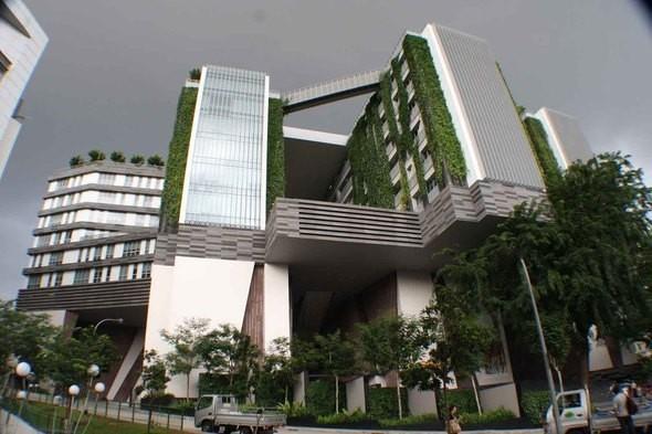 Изображение 8. Сингапур: архитектура, впечатления и немного шоколада.. Изображение № 9.