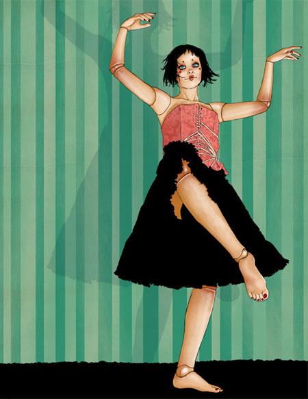 Иллюстрации Джейсона Левеска. Изображение № 29.