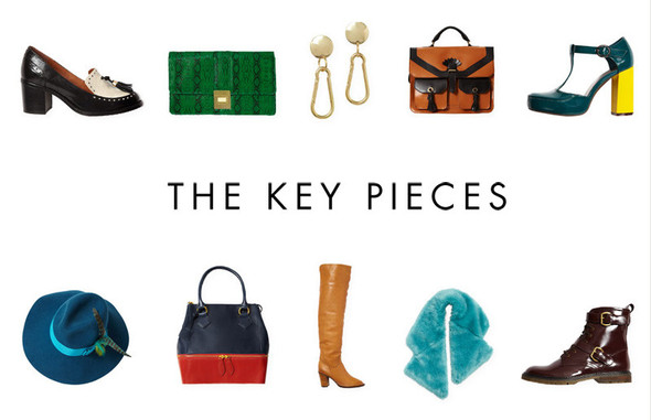 Лукбук: Asos FW 2011 Accessories Guide. Изображение № 1.