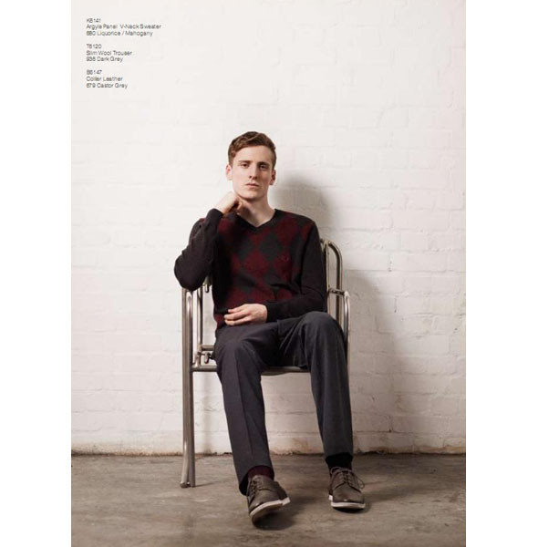 Fred Perry FW 2010. Изображение № 11.