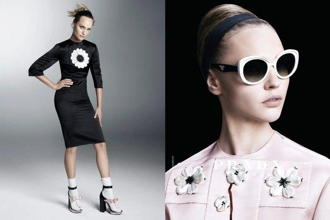 Max Mara, Prada и другие марки выпустили новые кампании. Изображение № 24.