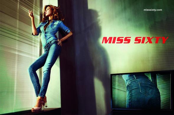 Кампания: Miss Sixty SS 2012. Изображение № 2.