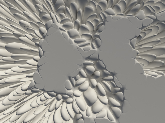 Архитектурный морфогенез MRGD. Изображение № 32.