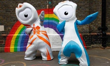 Венлок и Мандевилль - новые талисманы олимпиады 2012. Изображение № 1.