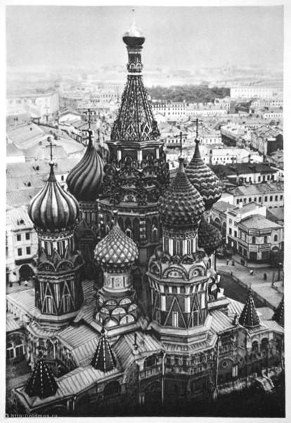 Собор Василия блаженного. Изображение № 73.