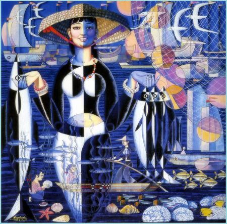 Cunde Wang волшебная этника. Изображение № 18.