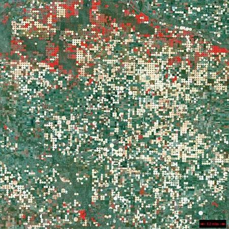 Фотографии Земли, снятые соспутников NASA. Изображение № 3.