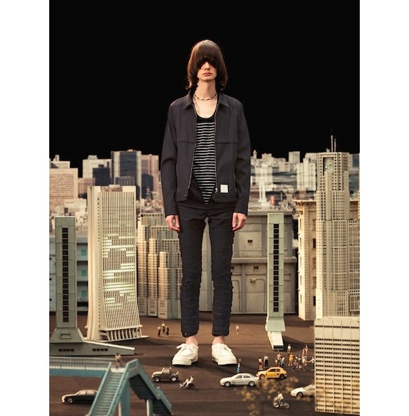 Мужские лукбуки: Alexander McQueen, Burberry и Undercover. Изображение № 71.