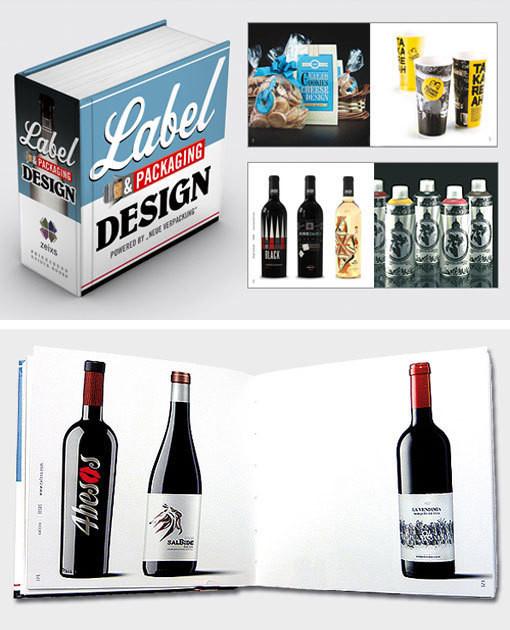 Изображение 21. Книги и альбомы про упаковку: какие они бывают.. Изображение № 15.