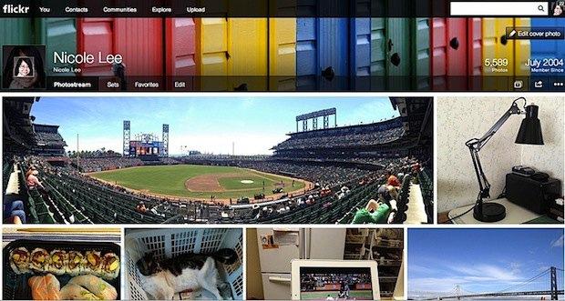 Компания Yahoo! представила масштабное обновление Flickr. Изображение № 1.