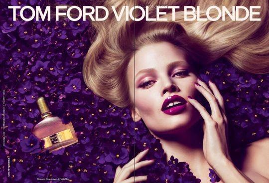 Бьюти-кампании: Calvin Klein, Tom Ford, Valentino и другие. Изображение № 4.