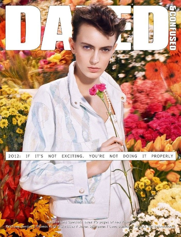 Обложки: Dazed & Confused, AnOther и другие. Изображение № 1.