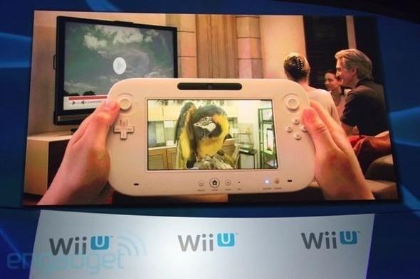 Вместе с Nintendo Wii U производитель предложит новый контролер с 6,2-дюймовым сенсорным экраном.. Изображение № 10.