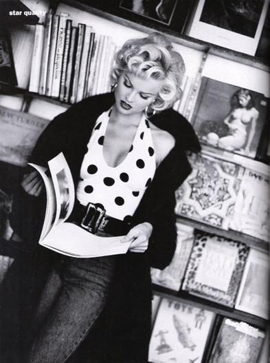15 съёмок, посвящённых Мэрилин Монро. Изображение № 13.